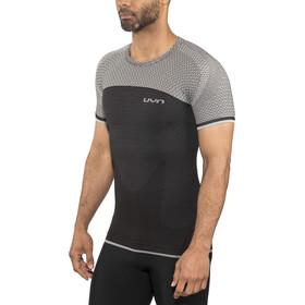 UYN Running Alpha OW SS Shirt Herren charcoal/sleet grey